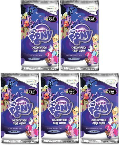 My Little Pony Cards Ccg Booster Pack