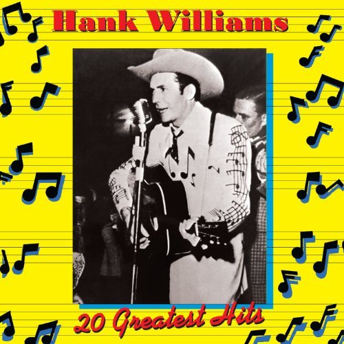 Hank Williams Vol. 1 20 Greatest Hits Import Gbr