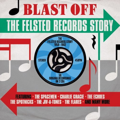 Blast Off Felsted Records Sto Blast Off Felsted Records Sto Import Gbr 2 CD