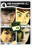 4 Kid Favorites Ben 10 Movies 4 Kid Favorites Nr 4 DVD