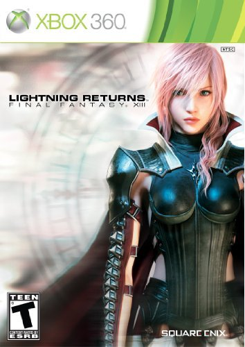 Xbox 360 Lightning Returns Final Fantasy Xiii Square Enix