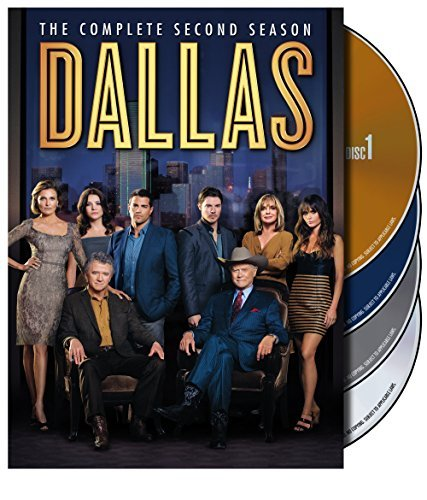 Dallas Season 2 DVD Nr 4 DVD