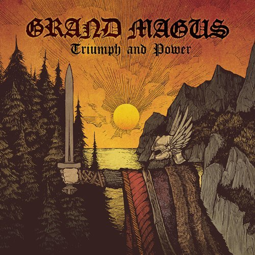 Grand Magus Triumph & Power Import Gbr