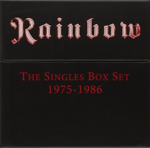 Rainbow Rainbow Singles Box Set 19 CD