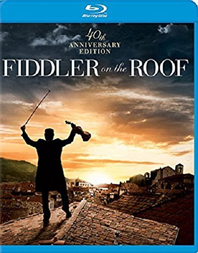 Fiddler On The Roof (1971) Topol Crane Frey Picon Blu Ray Ws Topol Crane Frey Picon