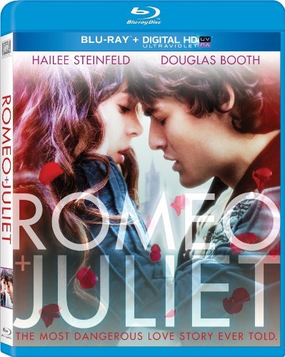 Romeo + Juliet Romeo + Juliet Pg13 DVD Uv