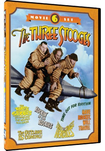 Three Stooges Collection 6 Mov Three Stooges Collection 6 Mov Nr