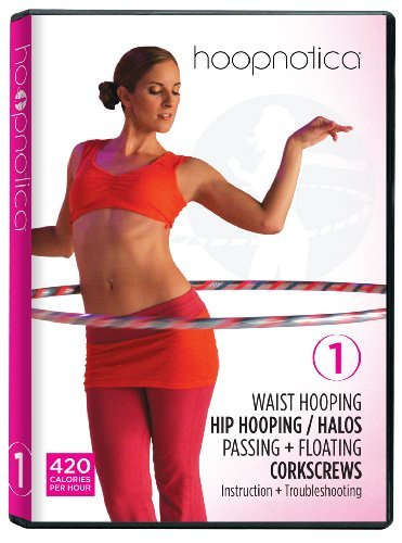 Hoopnotica Hula Hoop DVD Level 1