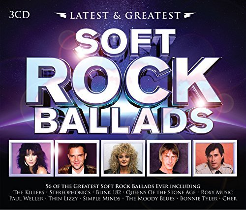 Soft Rock Ballads Soft Rock Ballads Import Gbr 3 CD