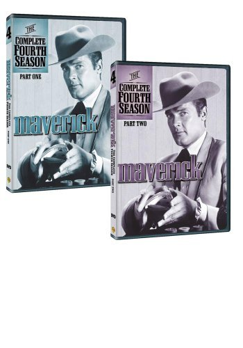 Maverick Season 4 DVD Mod This Item Is Made On Demand Could Take 2 3 Weeks For Delivery