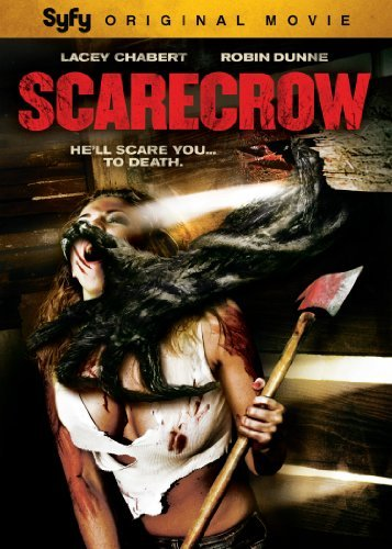 Scarecrow Lacey Chabert DVD Nr Ws