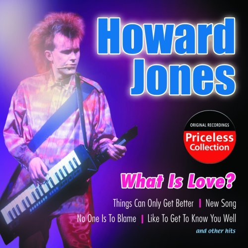 Howard Jones What Is Love?
