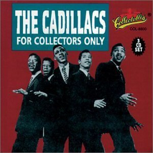 Cadillacs For Collectors Only 3 CD