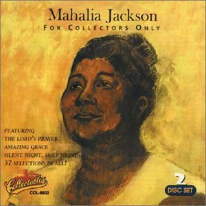 Mahalia Jackson For Collectors Only 2 CD