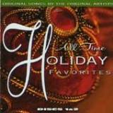 All Time Holiday Favorites Vol. 1 2 All Time Holiday Favo 2 CD