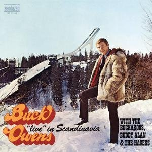 Buck & His Buckaroos Owens Live In Scandinavia