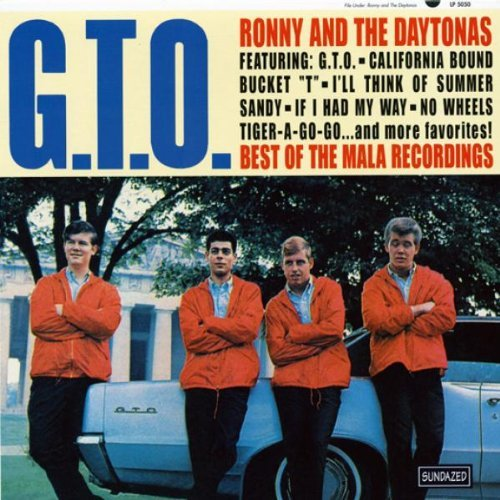 Gto Best Of Ronny & The Daytonas!