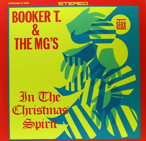 Booker T. & The Mg's In The Christmas Spirit 180gm Vinyl