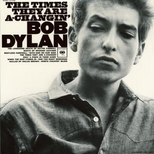 Bob Dylan Times They Are A Changin'