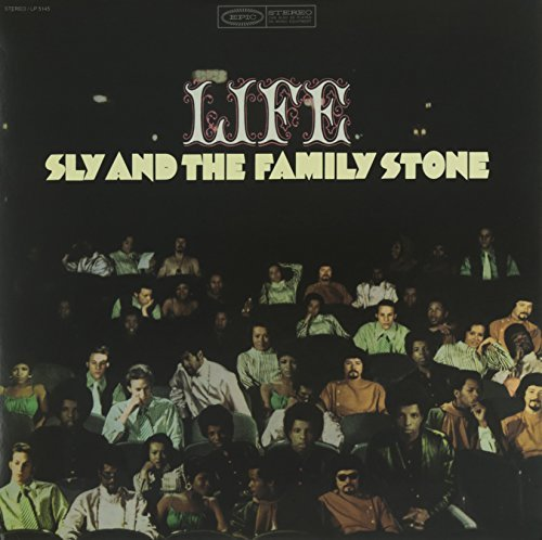 Sly & The Family Stone Life Life