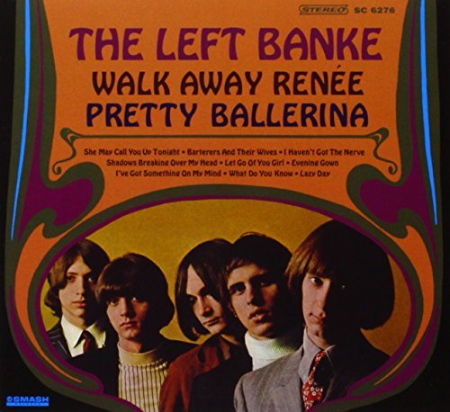 Left Banke Walk Away Renee