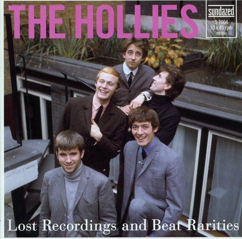 Hollies Lost Recordings & Beat Raritie