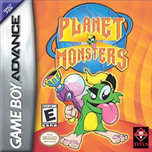 Gba Planet Monster E