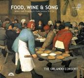 Orlando Consort Food Wine & Song Music & Feast Orlando Consort
