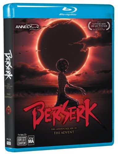 Berserk The Golden Age Arc Iii Berserk The Golden Age Arc Iii Blu Ray M Ws