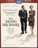 Saving Mr. Banks Hanks Thompson Farrell Giamatt Blu Ray Dc Pg13 Dc