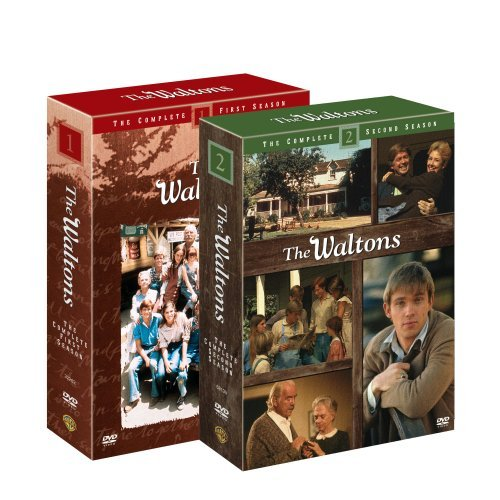 Waltons Seasons 1 & 2 DVD Nr