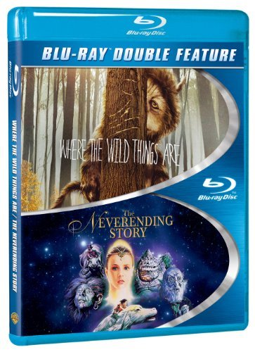 Where The Wild Things Are Neverending Story Double Feature Blu Ray Nr