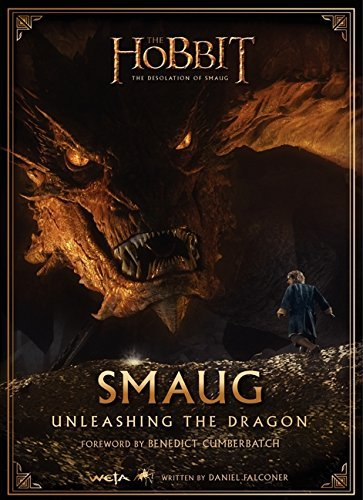 Daniel Falconer Smaug Unleashing The Dragon