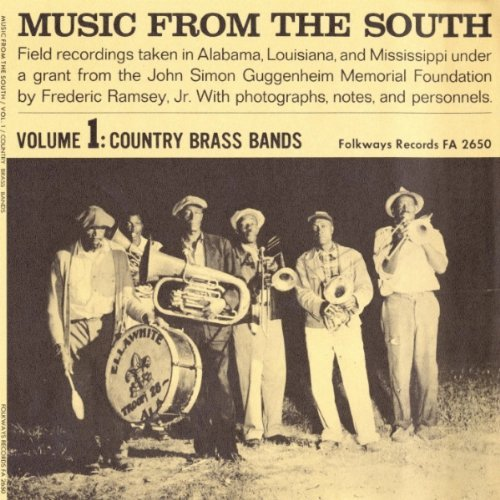 Music From The South Vol. 1 Country Brass Bands CD R
