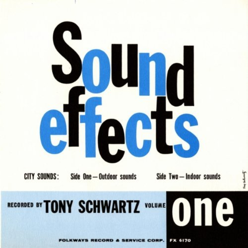 Sound Effects City Sounds Vol. 1 Sound Effects City Sou CD R