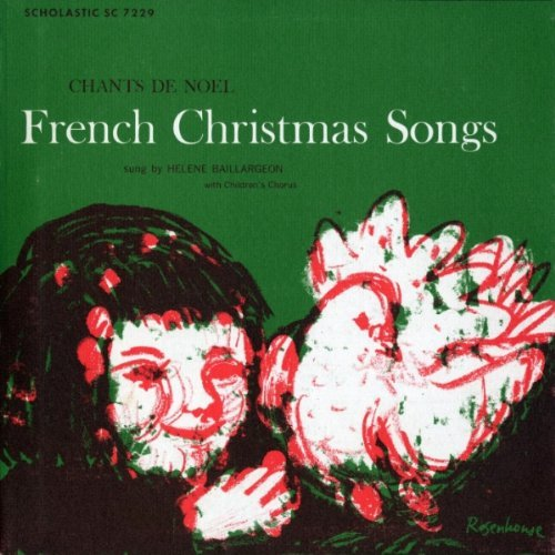 Helone Baillargeon French Christmas Songs Chants