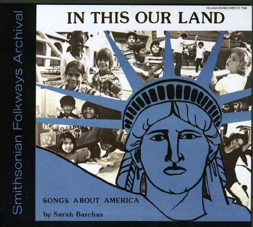 Sarah Barchas In This Our Land Songs About CD R