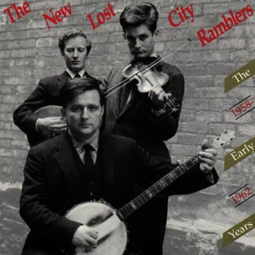 New Lost City Ramblers Early Years 1958 1962