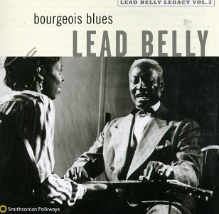 Leadbelly Vol. 2 Bourgeois Blues CD R