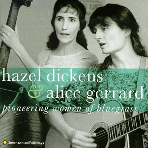 Dickens Gerrard Pioneering Women Of Bluegrass CD R