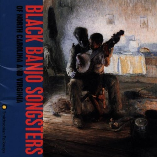 Black Banjo Sonsters Of North Black Banjo Songsters Of North Incl. 32 Pg. Booklet