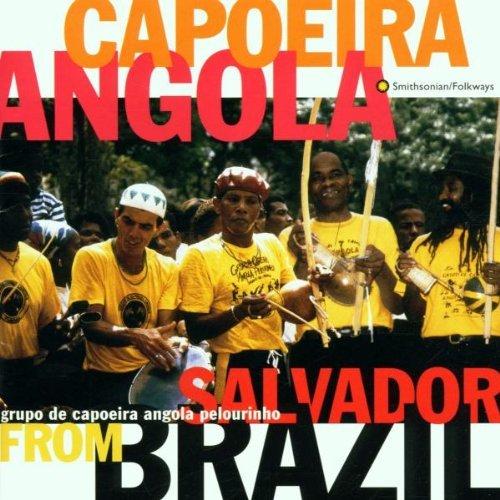 Grupo De Capoeira Angola/Vol. 1-Capoeira Angola From Fr