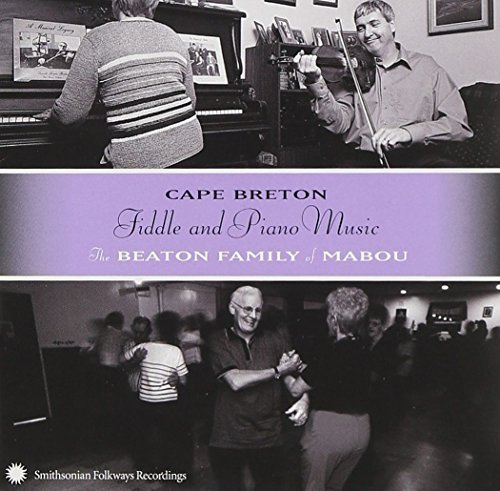 Beaton Family Of Mabou Cape Brenton Fiddle & Piano Mu