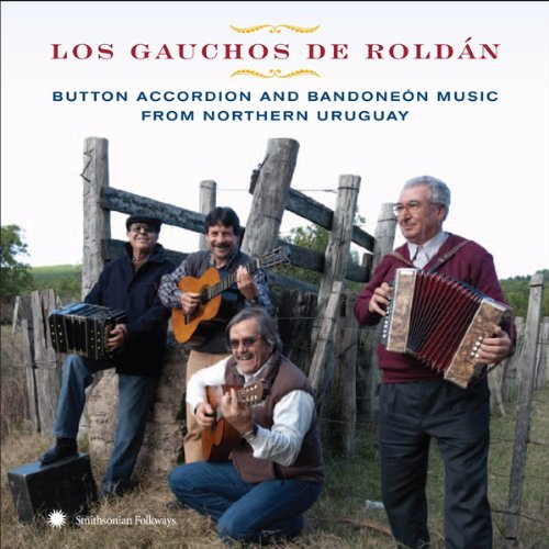 Los Gauchos De Roldan Button Accordion & Banoneon Mu