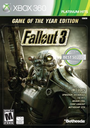 Xbox 360 Fallout 3 Game Of The Year Edition