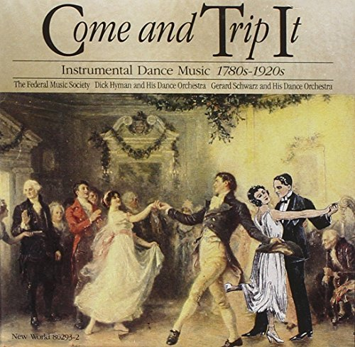 Dance Americana Come & Trip It Instrumental Da Federal Music Society Schwarz & Hyman Various