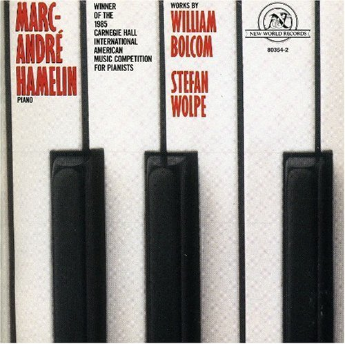 Bolcom William Wolpe Stefan Twelve New Etudes Battle Piece