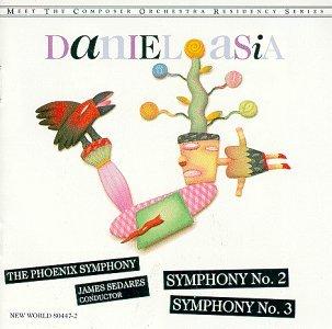 Daniel Asia/Symphony Nos. 2 & 3