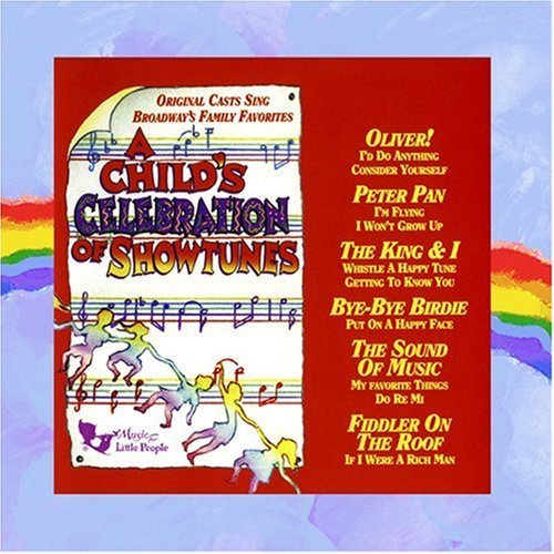 Child's Celebration Of Show Child's Celebration Of Showtun Andrews Martin Van Dyke Towers Mostel Goodman