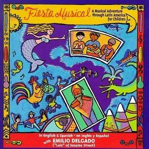 Fiesta Musical/Musical Adventure Through Lati@Delgado/Sukay/Cespedes/Gomez@Rodriguez/Marquez/Jimenez